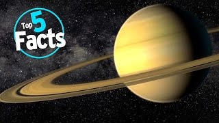 Top 5 Facts About Saturn