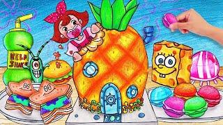 When SpongeBob is FOOD  Mukban…