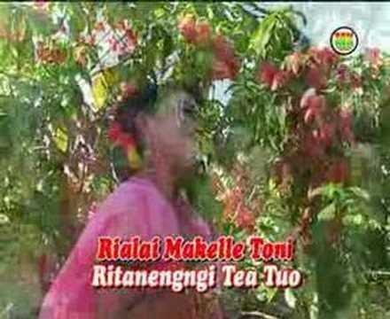 Lagu bugis - Bunga maddunu'E