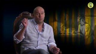 Максим Аверин рассказывает о своем детстве и о любимой детской книге в передаче