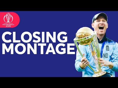 Closing Montage | 2019 ICC Men's Cricket World Cup