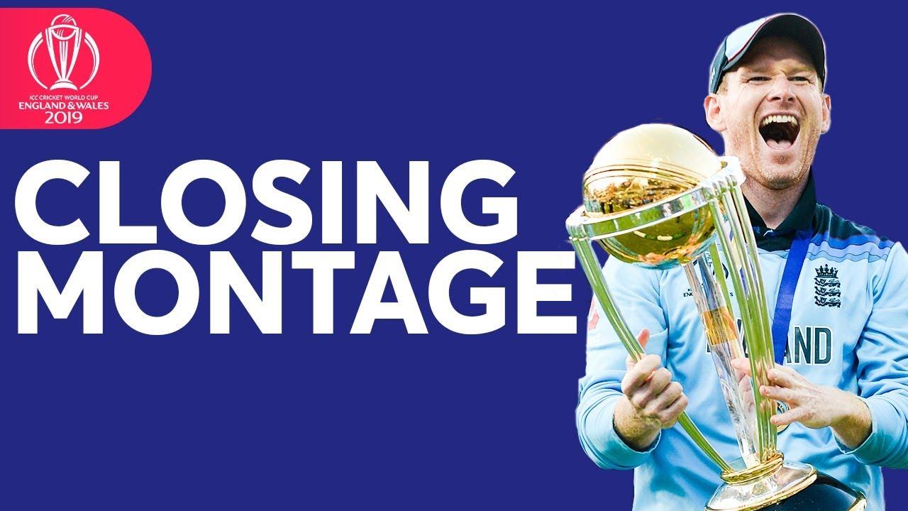 Download Closing Montage   2019 ICC Men's Cricket World Cup