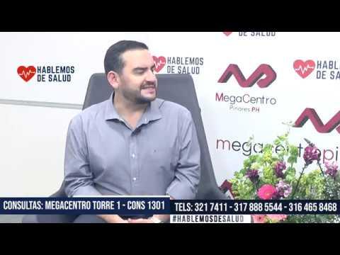HABLEMOS DE SALUD / Dr Héctor García Palacio / Biopolímeros