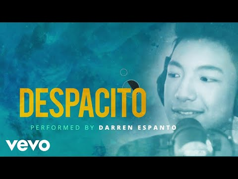 Darren Espanto - Despacito (Remix / Lyric Video)