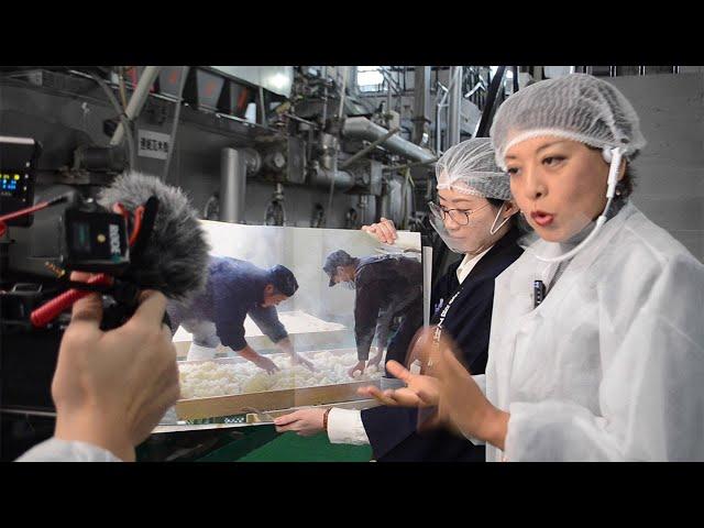 ニトリと北海道の日本酒がタッグ 中国市場を狙う秘策