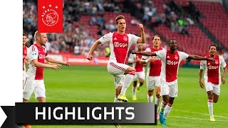 Highlights Ajax - FK Jablonec