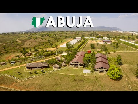 A Place You Wouldn't Believe Exists in Abuja Nigeria!