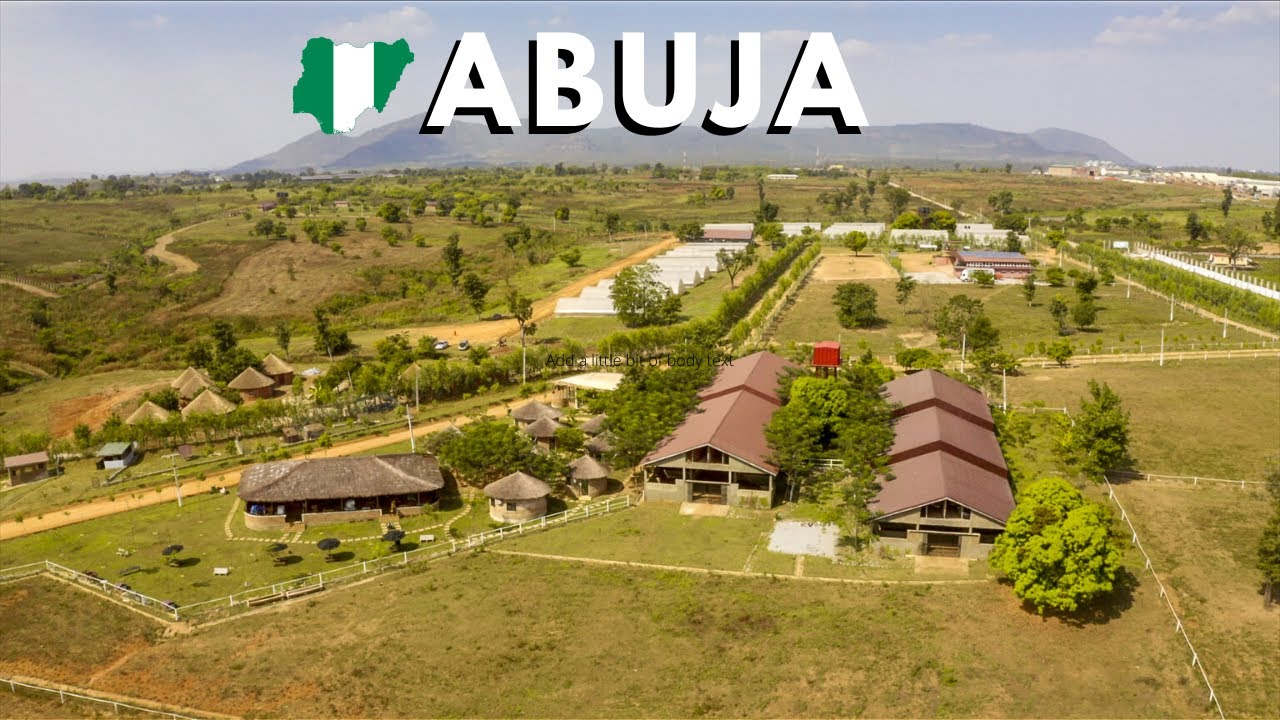 Download A Place You Wouldn't Believe Exists in Abuja Nigeria!