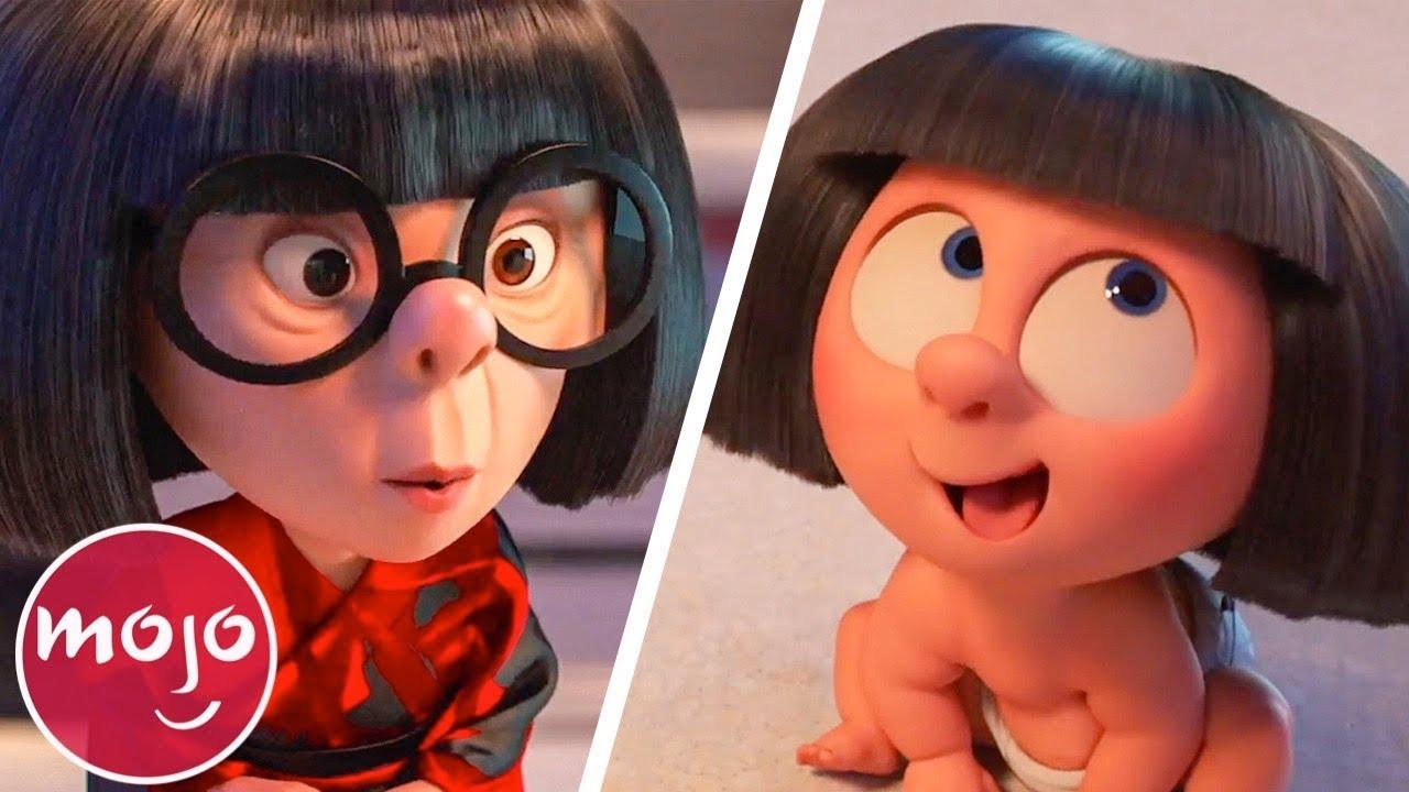 Top 10 Fabulous Edna Mode Moments Watchmojo Com