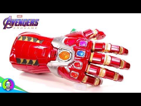 """MARVEL LEGENDS NANO GAUNTLET"" Review | Avengers Endgame"