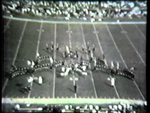 1968 Troopers Drum and Bugle Corps Denver Broncos Halftime Show