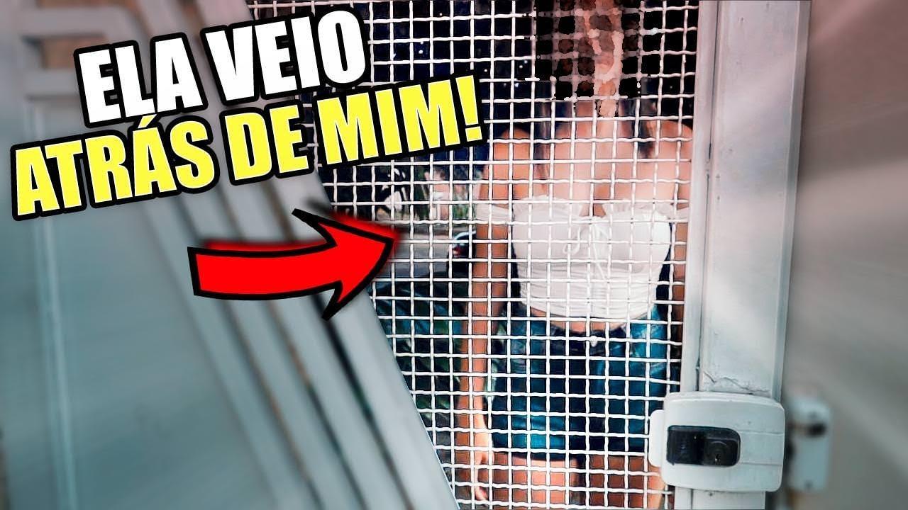 INTERESSEIRA DO AUDI VEIO ATRAS DE MIM ( DEU RUIM ? )