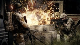 Medal of Honor: Warfighter - Team Deathmatch Gameplay
