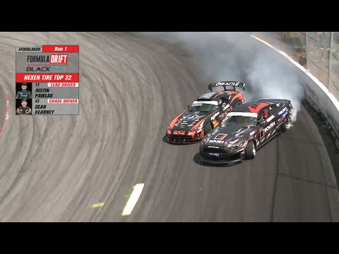 Formula Drift Orlando: Full Top 32 Highlights
