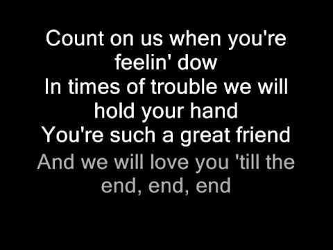 *N Sync - Happy Birthday with lyrics