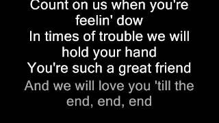 *N Sync - Happy Birthday with lyrics