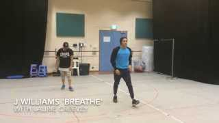 J WILLIAMS 'BREATHE'