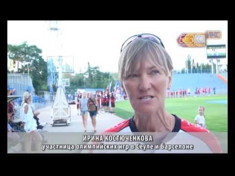 БЕЗ КОММЕНТАРИЕВ. В Севастополе провели флешмоб в поддержку Олимпиады в Рио-де-Жанейро