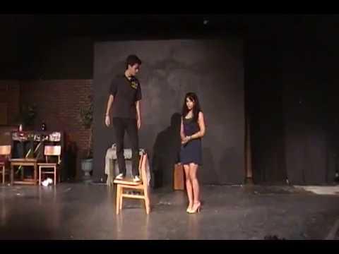 """""""Barefoot in the Park"""" by Neil Simon (Duet Scene starring David Abarra & Brenda Miranda)"""