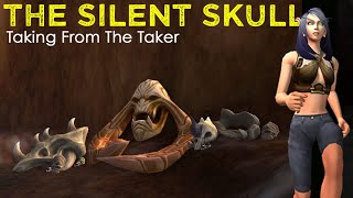 Harrison Jones - Taking from the Taker: The Silent Skull