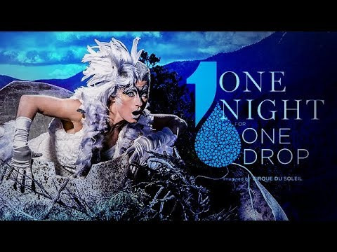 The Life Story of Jewel | All About One Night for One Drop 2018 | Imagined by Cirque du Soleil