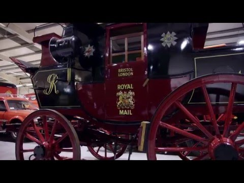 Royal Mail: 500 years of history
