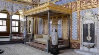 topkapi palace harem istanbul turkey virtual walking tour turkey travel guide