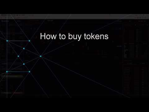 How to buy tokens on DDEX