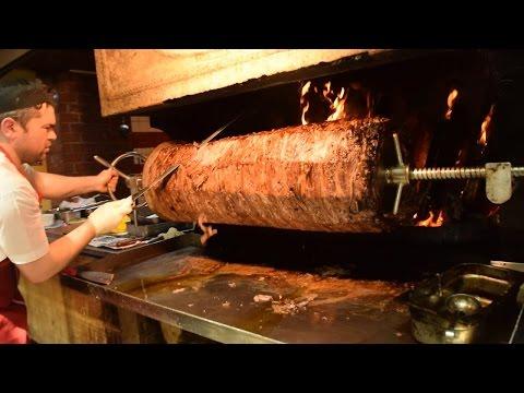 Odun Ateşinde Döner Kebab - Kemeraltı - İzmir