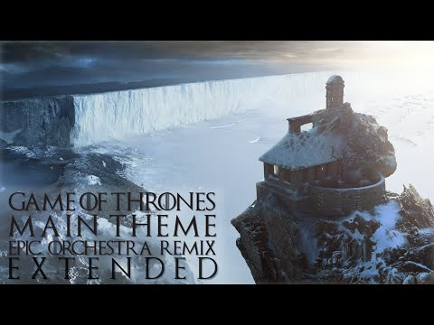 Game of Thrones Main Theme  Epic Orchestra Remix Extended