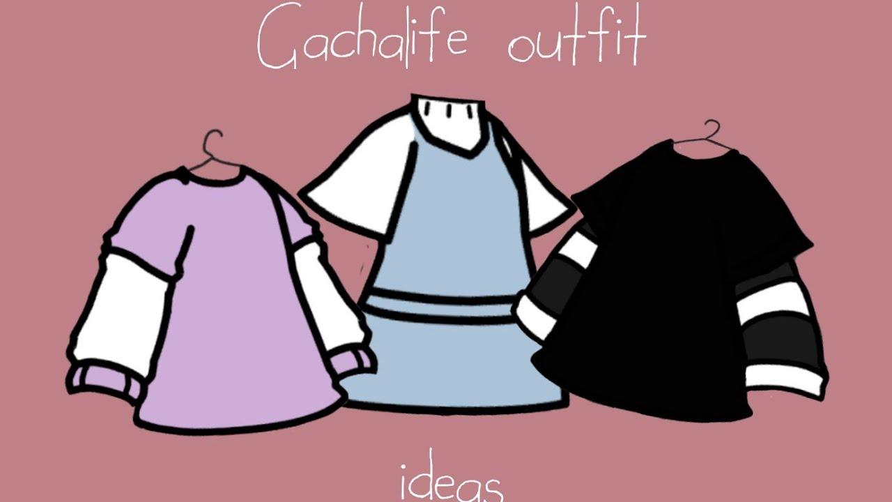 Gacha Life Outfit Ideas Youtube