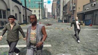 LIRIK plays GTA RP | Street Fight