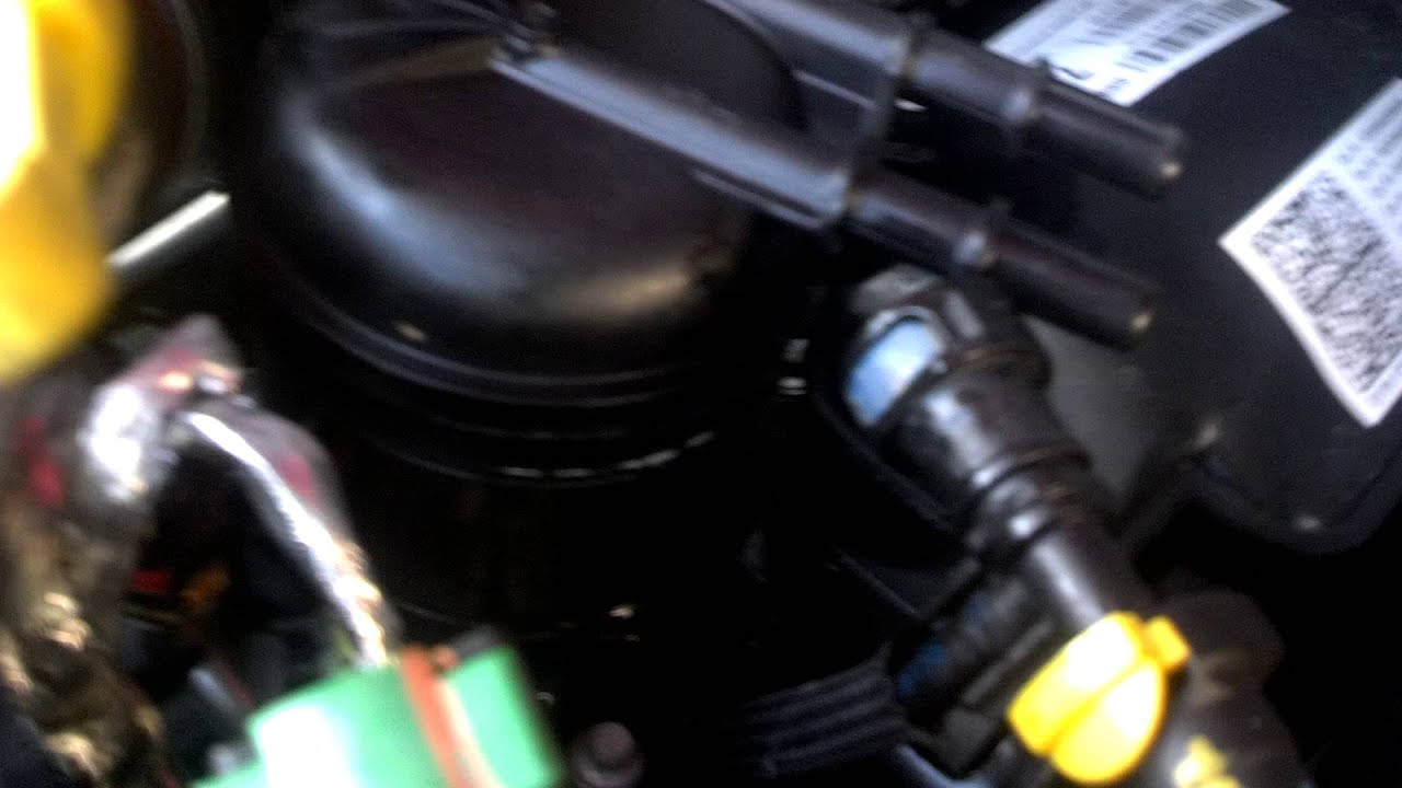 ford f 350 diesel fuel filter location
