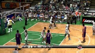 NBA 2K8 - Lakers vs Celtics