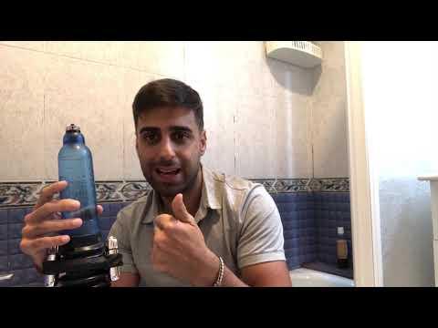 Cómo Lograr Mejores Erecciones y Resultados Con El Bathmate Hydro Vibe