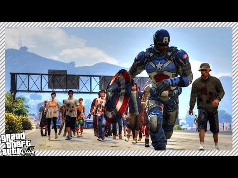 GTA 5 - Top 5 Mods of The Week #6 (GTA 5 MODS GAMEPLAY)