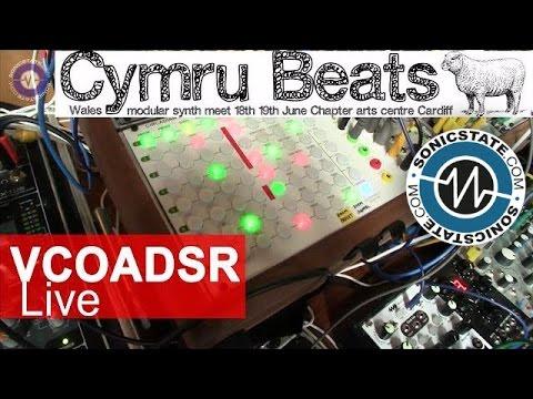 VCOADSR - Interview at Cymru Beats 2016 Mp3