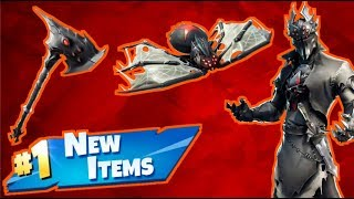 NEW Skins & Items Fortnite Live Stream!
