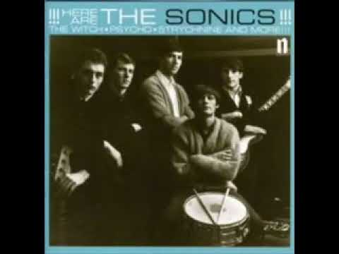 The Sonics-1965 - Here Are The Sonics