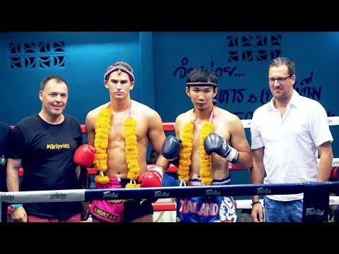 FIGHT #4 Kawila Boxing Stadium Muay Thai Fights (Thai VS. Foreigner, KO finish, 4K60P)