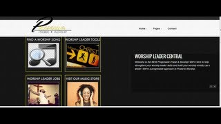 Progressivepraise.com: Find Gospel Praise & Worship Songs