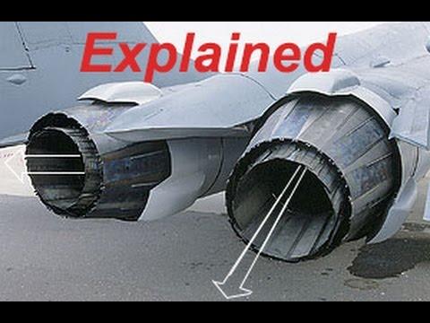 Thrust Vectoring Explained