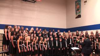Shoshone Love Song (The Heart's Friend) - Crestview Middle School Honors Choir