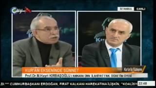 İslami Kıyafet Yoktur, Kiyafetle İlgili Kurallar Vardır Prof.dr. Hayri Kırbaşoğlu