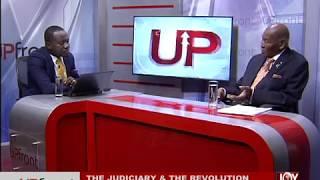 The Judiciary & The Revolution - UPfront on JoyNews (12-7-18)