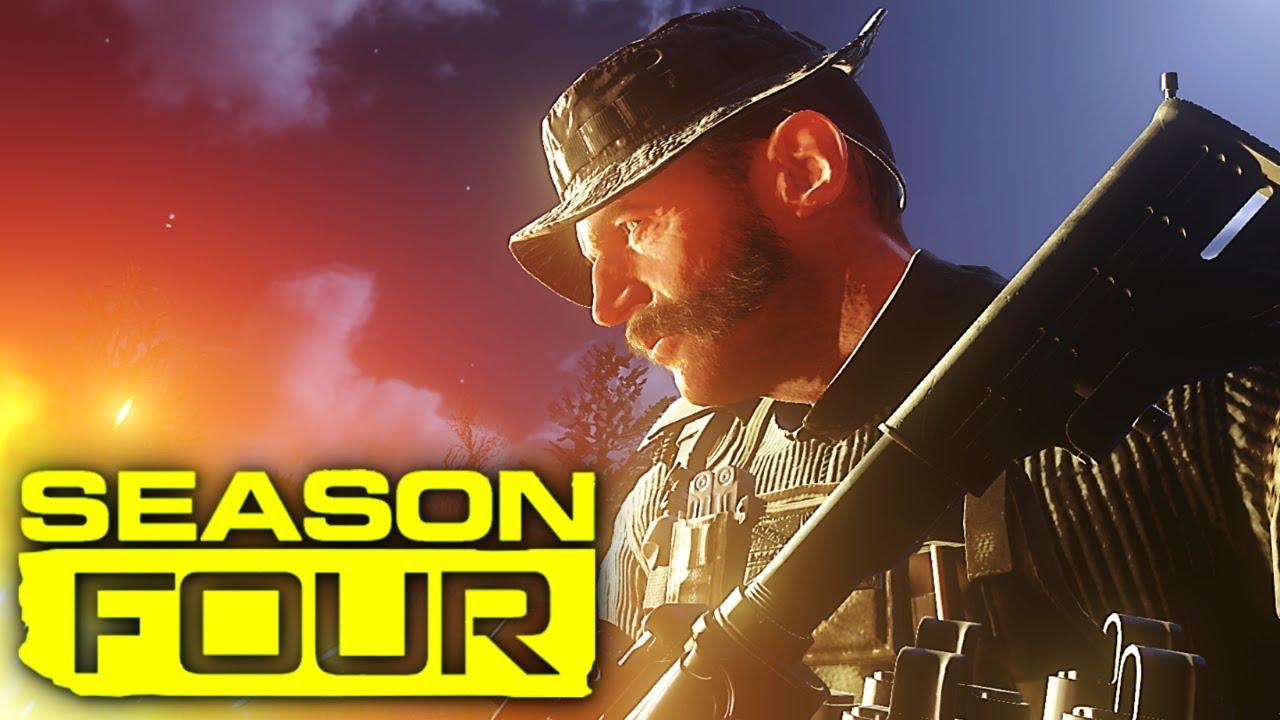 'Call Of Duty: Modern Warfare' And 'Warzone' Season 4 Release ...