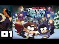 Let's Play South Park: The Fractured But Whole - PC Gameplay Part 1 - It's All Downhill From Here