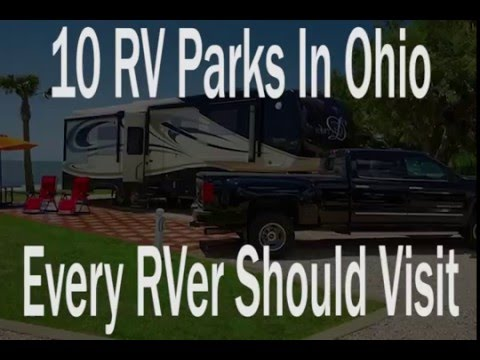 ohio state parks camping full hook up