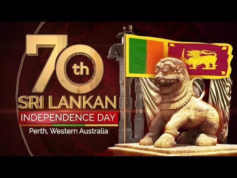 70th Sri Lankan Independence Day | Perth, Western Australia | Special Programme