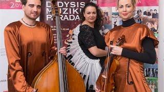 """DIDYSIS MUZIKŲ PARADAS 2014 16 """"Passione amorosa"""""""